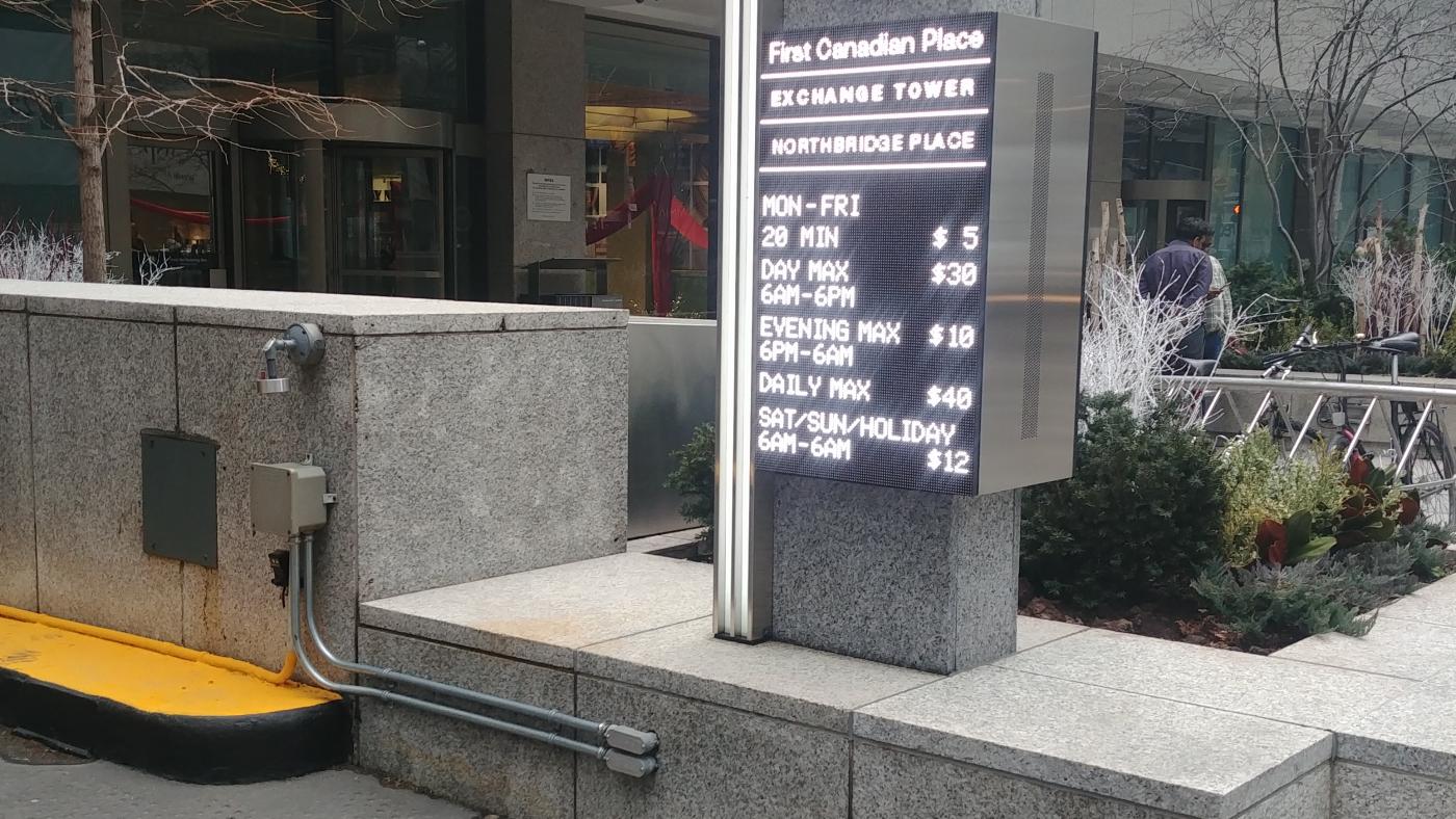 Toronto Stock Exchange Parking LED-2-2017-fin